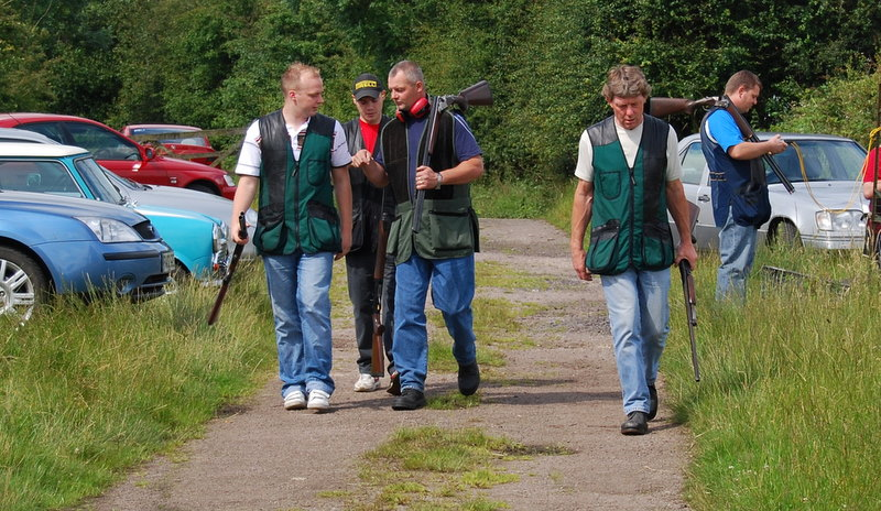 Reservoir Dogs |clay shooting club leicestershire east midlands